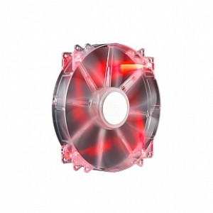 Cooler Master Ventoinha MegaFlow 200mm Red LED