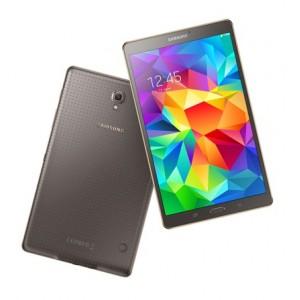 """Samsung Galaxy Tab S 8.4"""" 16GB Wi-Fi + 4G Titanium Bronze - SM-T705NTSATPH"""