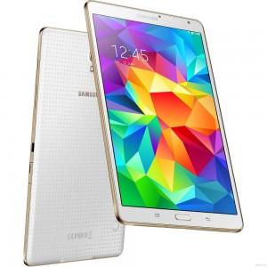 "Samsung Galaxy Tab S 8.4"" 16GB Wi-Fi Dazzling White - SM-T700NZWATPH"