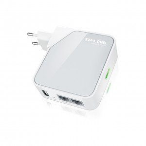 TP-Link TL-WR710N Nano Router N150