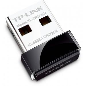 TP-LINK Nano Adaptador USB Wireless N150Mbs TL-WN725N