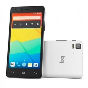 BQ Aquaris E5 4G 1GB/8GB Black/White