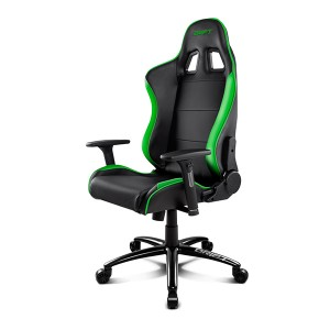 Drift DR200 Black/Green Cadeira Gaming