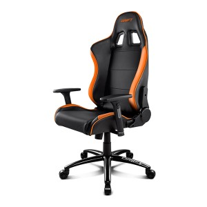 Drift DR200 Black/Orange Cadeira Gaming