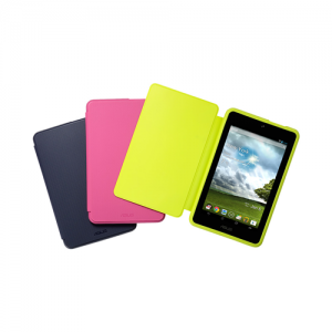 "Asus Cover Persona para MemoPad 7"" Yellow Green"
