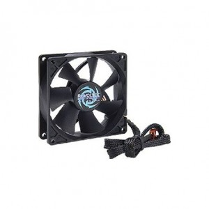 Revoltec Fan 80mm Air Guard Black Edition