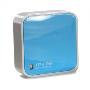 TP-Link TL-WR702N Nano Router N150